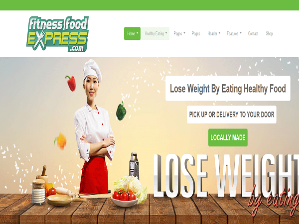 Fitness Food Express