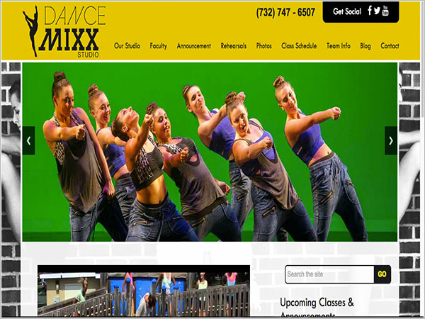 Dance Mixx Studio