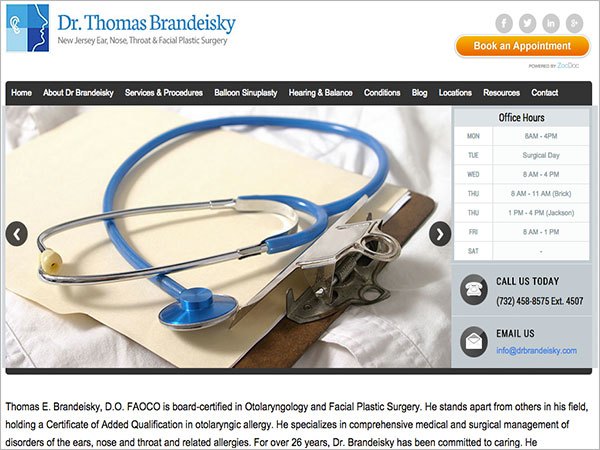 Dr. Thomas Brandeisky