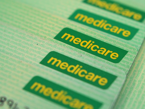 Medicare healthcare cards in Sydney, Wednesday, Jan. 21, 2015. The Federal government has indicated there could be further changes to planned Medicare reforms after dumping a controversial GP rebate. (AAP Image/Joel Carrett) NO ARCHIVING