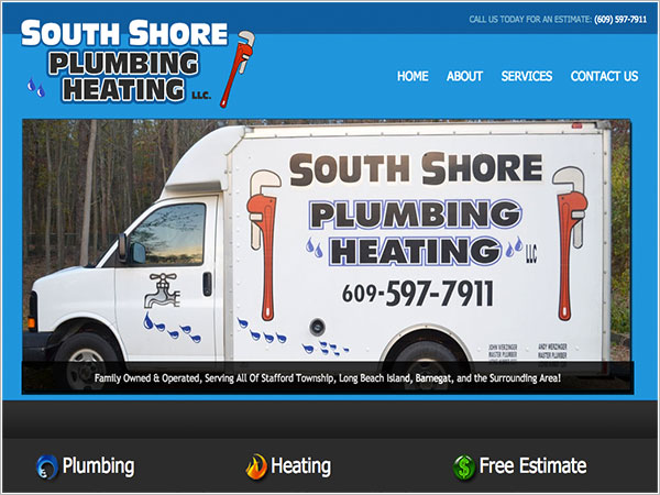 South Shore Plumbing Heating LLC