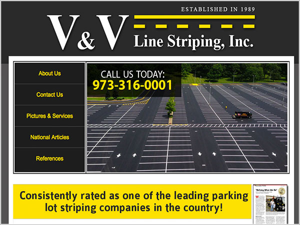 V & V Line Striping, Inc.