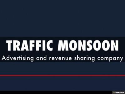 Traffic Monsoon