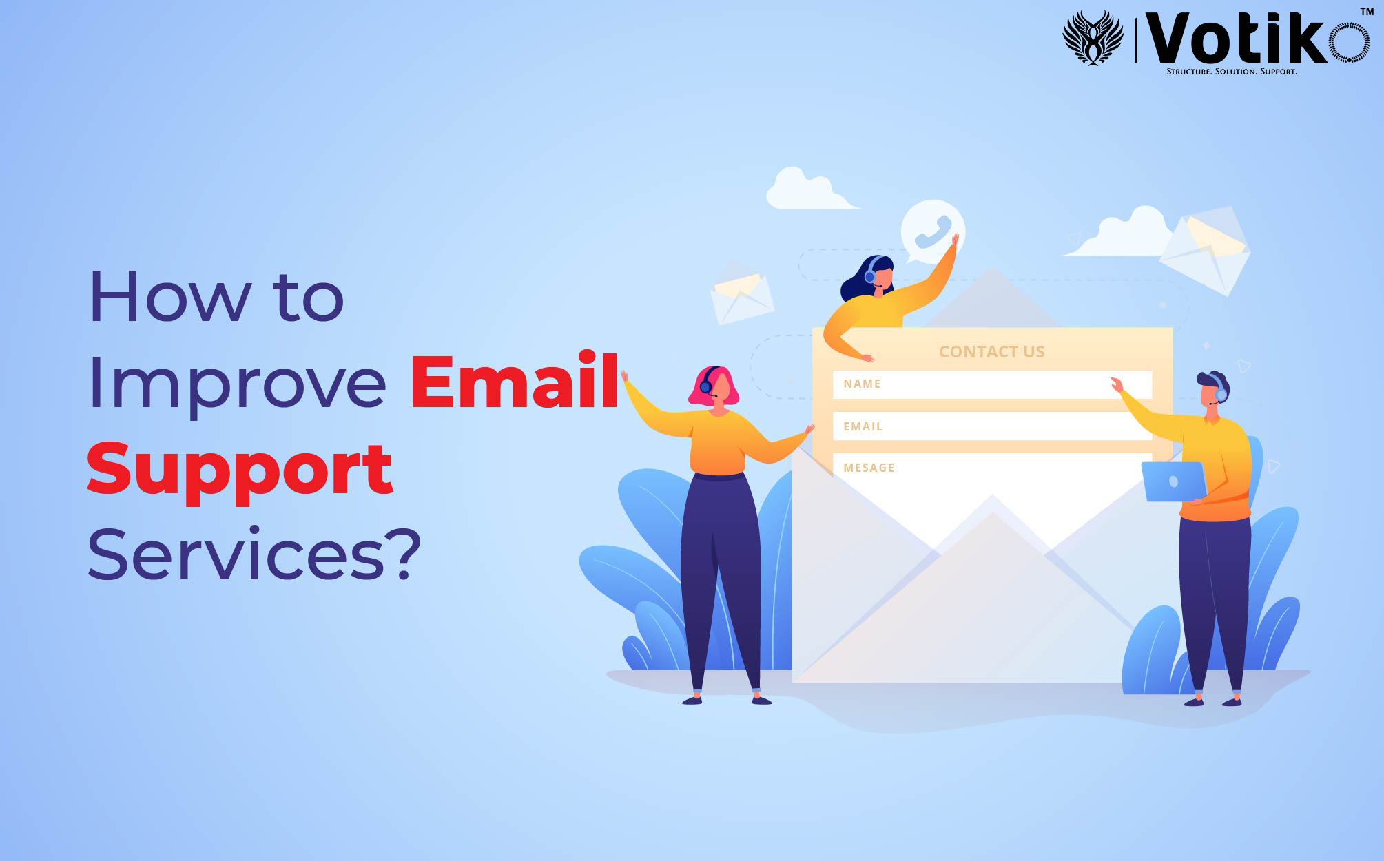 Outsourcing Email Support
